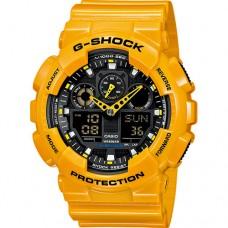 Casio G-Schock GA-100A-9AER