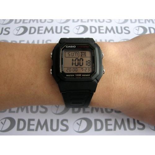Casio W-800HG-9AVES